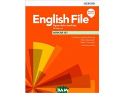 English File. Upper-Intermediate. Workbook without key