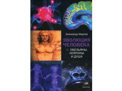 Эволюция человека. В 2-х книгах. Книга 2. Обезьяны, нейроны и душа