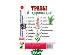 Травы в картинках. Наглядное пособие для педагогов, логопедов, воспитателей и родителей