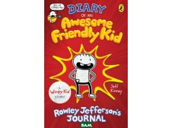 Diary of an Awesome Friendly Kid. Rowley Jefferson