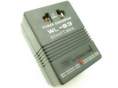Преобразователь напряжения 220V в 110V и 110V в 220V инвертор 2в1 конвертор 80 Вт UKC WL-S3