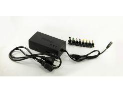 Универсальное зарядное устройство для ноутбука ТРМ 001 8 в 1 (34015)
