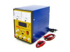 Блок питания лабораторный цифровой/стрелочный AIDA/KADA AD-1502TA, 15V, 2A RF индикатор