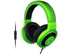 Игровые наушники Razer Kraken Pro Green New