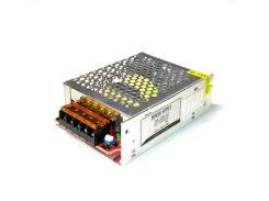 Блок питания адаптер перфорированный 12В 10А 120Вт 12V 10 A металл