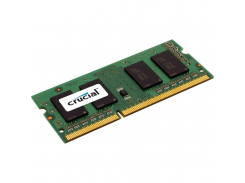 память DDR3 SO-DIMM Crucial 1600 4Gb C11 ( CT51264BF160B ) 1.35v