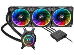 Система жидкостного охлаждения Thermaltake Floe Riing RGB 360 TR4 Edition (CL-W235-PL12SW-A)