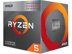 Процессор AMD Ryzen 5 3400G 3.7GHz/4MB (YD3400C5FHBOX) sAM4 BOX