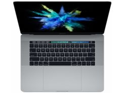 Ноутбук Apple MacBook Pro 15 Retina Space Gray with Touch Bar (Z0SH0004V) 2016 1.83 кг Серый (Space Gray)