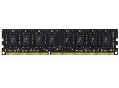 Оперативная память Team Elite DDR3-1600 8192MB PC-12800 (TED38G1600C1101)