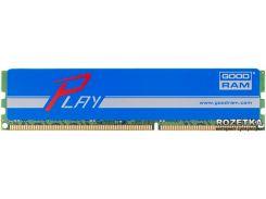 Оперативная память Goodram DDR3-1600 4096MB PC3-12800 Play Blue (GYB1600D364L9S/4G)