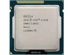 Процессор Intel Core i3-3220 3.3GHz/5GT/s/3MB (BX80637I33220) s1155 - Б/У