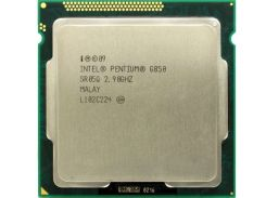 Процессор Intel Pentium Dual Core G850 2.90GHz/2.5GT/s3MB (BX80623G850) s1155 - Б/У