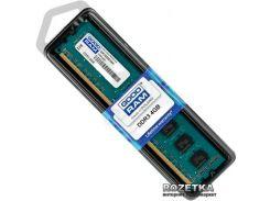 Оперативная память Goodram DDR3-1600 4096MB PC3-12800 (GR1600D364L11/4G)