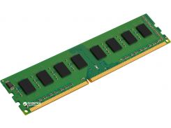 Оперативная память Kingston DDR3-1600 4096MB PC3-12800 (KCP316NS8/4)