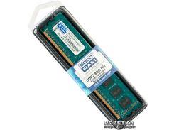 Оперативная память Goodram DDR3-1333 8192MB PC3-10600 (GR1333D364L9/8G)