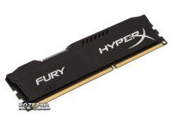 Оперативная память HyperX DDR3-1866 4096MB PC3-14900 FURY Black (HX318C10FB/4)