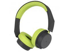 Наушники Plantronics BackBeat 500 Серый с зеленым (F00178937)