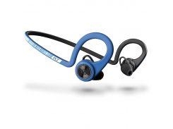 Наушники с микрофоном Plantronics BackBeat FIT Power Черный с синим 206001-05 (F00151983)
