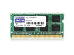 Модуль памяти SO-DIMM 8GB/1600 DDR3 1,35V GOODRAM (GR1600S3V64L11/8G)