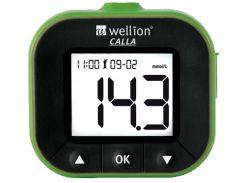Глюкометр WELLION Calla Light green + тест-полоски 10 шт
