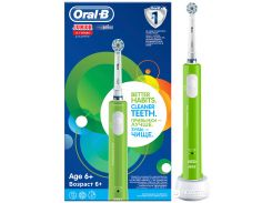 Электрическая зубная щетка ORAL-B BRAUN Junior