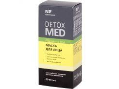 Detox Med Маска для лица, 40 г