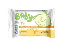 Dr. Sante Baby Детское крем-мыло Календула и одуванчик, 90 мл