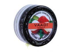 Триюга Бальзам для губ Vaadi Herbals с личи, 6 мл