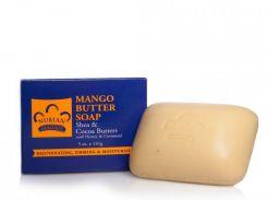 Nubian Heritage Мыло натуральное с маслом Манго, 141 мл