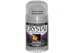 Crystal Crystal Body Deodorant Stick For Men, 120 мл