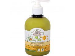 Зеленая Аптека Молочко для интимной гигиены Смягчающее Облепиха и Прополис, 370 г