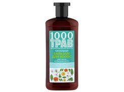 1000 трав Бальзам для волос Питательный, 500 г