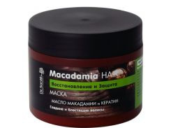 Dr. Sante Macadamia Hair Маска для волос Восстановление и защита, 300 г
