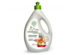Organic Control Органическая Жидкость для мытья посуды на основе мыльного ореха, 700 г