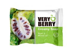 Very Berry Мыло Creamy Soap Noni & Monoi oil, 100 мл