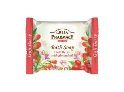 Зеленая Аптека Green Pharmacy Мыло Ягоды годжи с Миндальным маслом, 100 мл