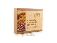 ЯКА Мыло натуральное Какао и Пшеничные отруби, 75 мл