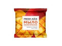 Fresh Juice Мыло косметическое Манго и Йогурт, 75 мл