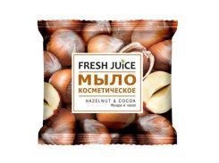 Fresh Juice Мыло косметическое Фундук и Какао, 75 мл
