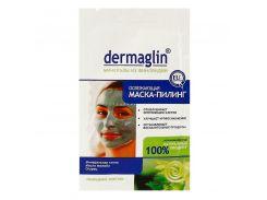 Dermaglin Маска-пилинг для лица освежающая, 20 мл