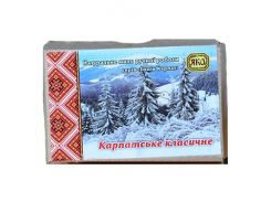 ЯКА Натуральное мыло ручной работы Карпатское классическое, 75 мл