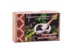 ЯКА Натуральное мыло ручной работы Гуцульский травяной сбор, 75 мл