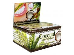 Тайская косметика Тайская зубная паста с Кокосом, 30 мл