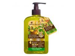Green Collection Жидкое мыло Смягчающее Традиционный карпатский сбор, 290 г