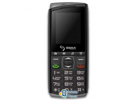 Sigma mobile Comfort 50 Mini 4 Black-Grey Госком Одесса