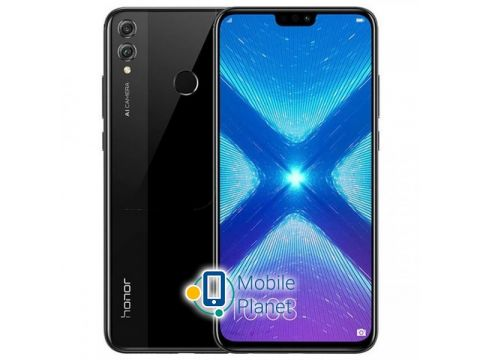 Huawei Honor 8x 4/128GB Black Одесса