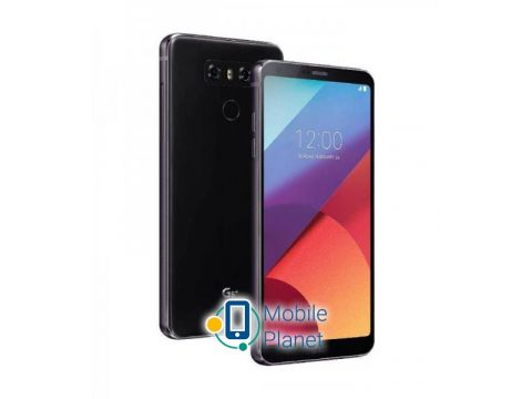 LG G6+ 128Gb Dual Black (H870DS) Одесса