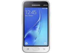 Samsung Galaxy J1 mini Duos 8Gb White Госком (SM-J105HZWDSEK)