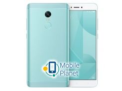 Xiaomi Redmi Note 4X 4/64Gb LTE Dual Blue